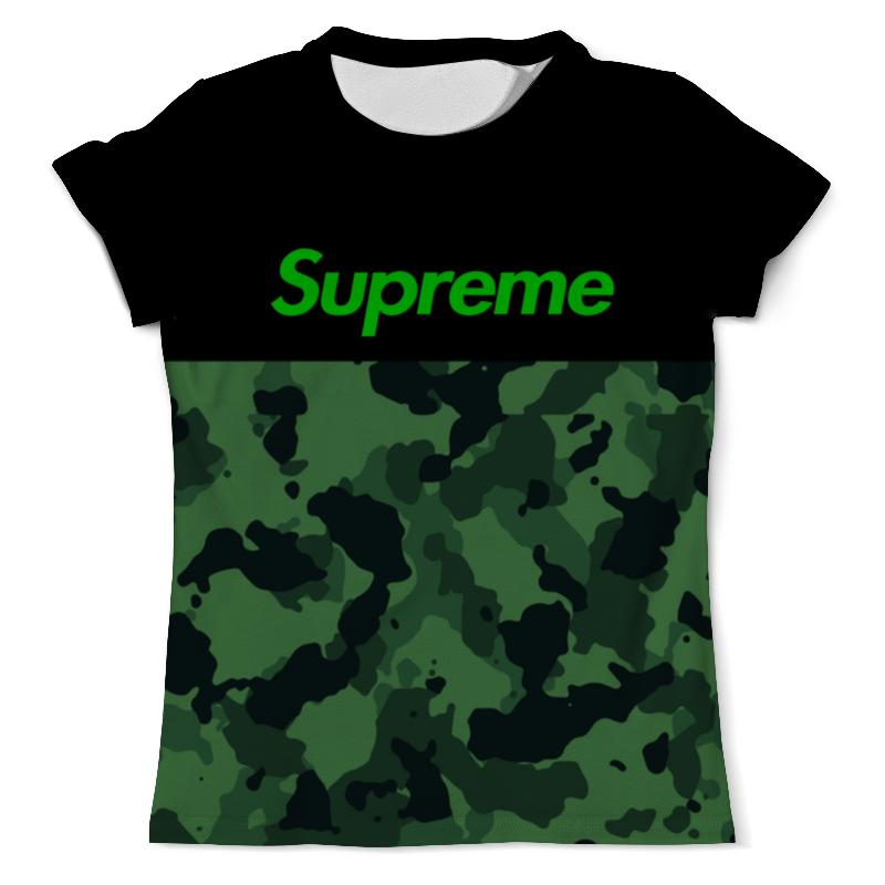 Футболка с полной запечаткой (мужская) Printio Supreme футболка мужская supreme ny yankees supreme box tee