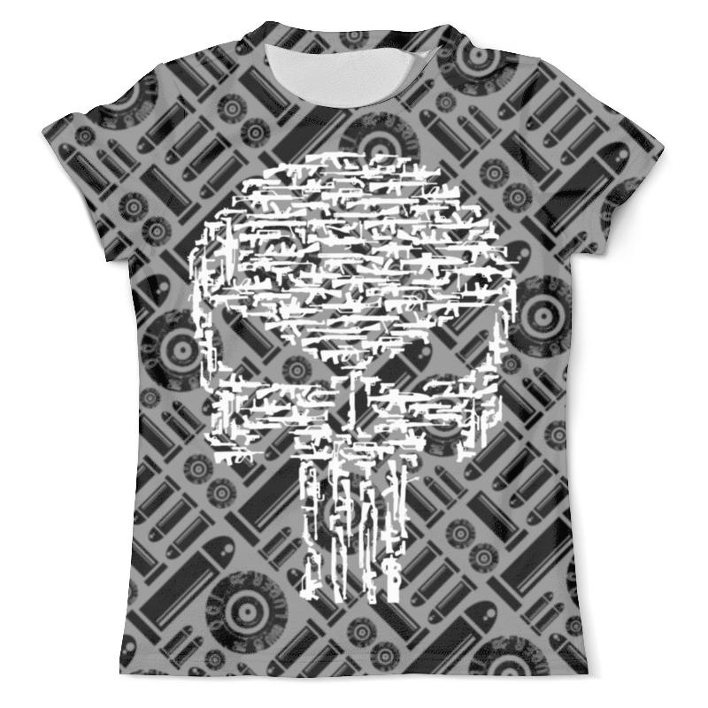 Printio The punisher футболка с полной запечаткой мужская printio punisher of the future terminator