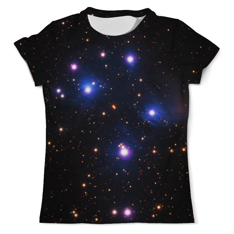 Футболка с полной запечаткой (мужская) Printio Космос (space) футболка с полной запечаткой мужская printio космос space