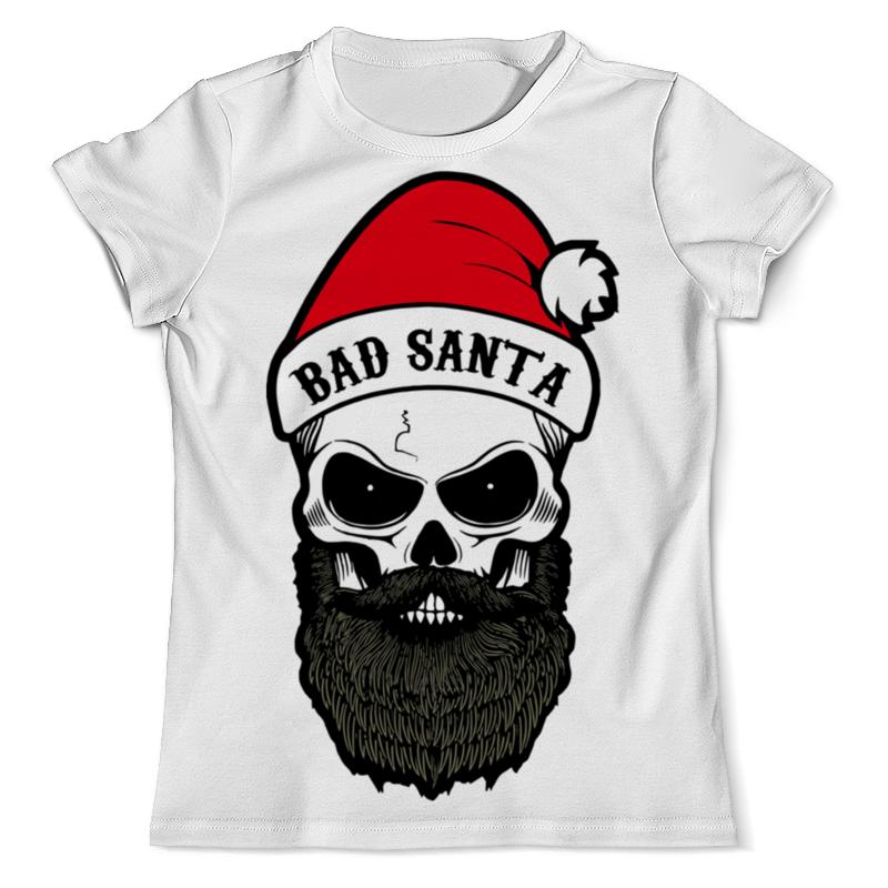 Футболка с полной запечаткой (мужская) Printio Bad santa футболка с полной запечаткой мужская printio bad santa