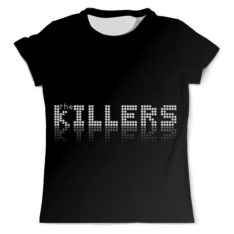 Футболка с полной запечаткой (мужская) Printio The killers