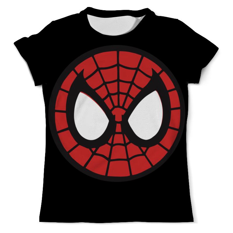 Футболка с полной запечаткой (мужская) Printio Spider-man / человек-паук чехол для iphone 5 глянцевый с полной запечаткой printio the amazing spider man
