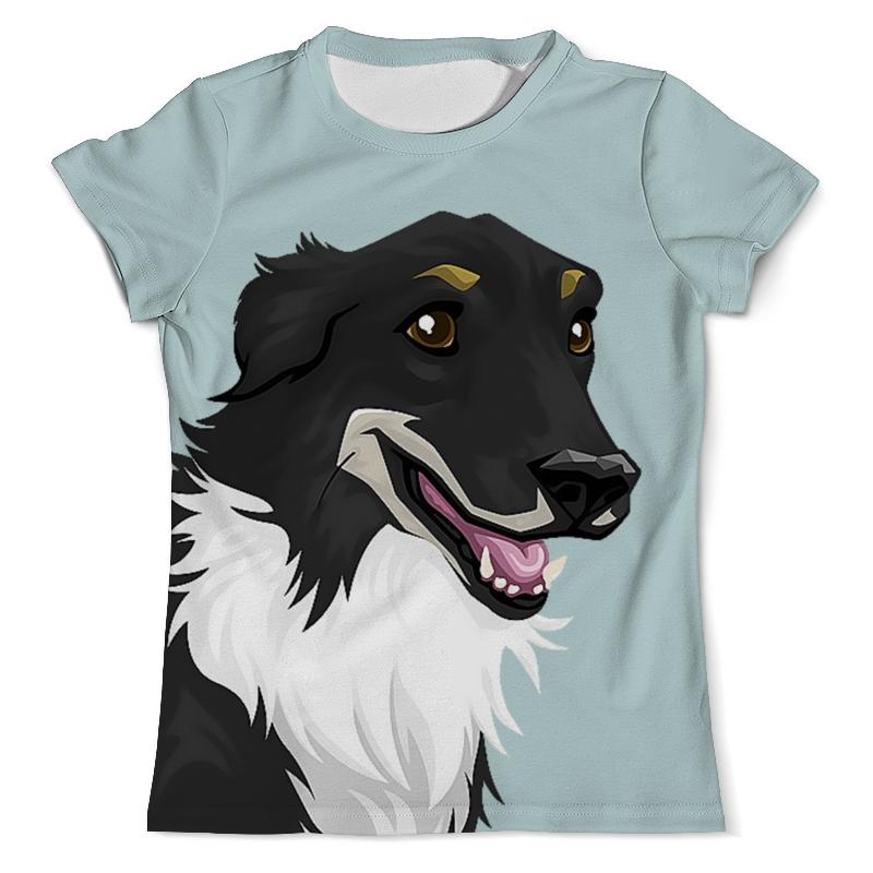 Printio Собачка футболка с полной запечаткой мужская printio собачка 1