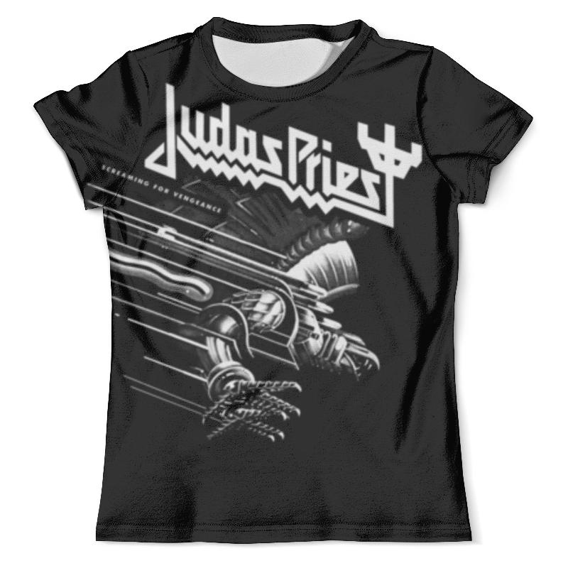 Футболка с полной запечаткой (мужская) Printio Judas priest футболка с полной запечаткой женская printio judas priest