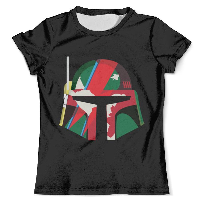 Футболка с полной запечаткой (мужская) Printio Звездные войны ( star wars ) футболка с полной запечаткой мужская printio starwars звездные войны