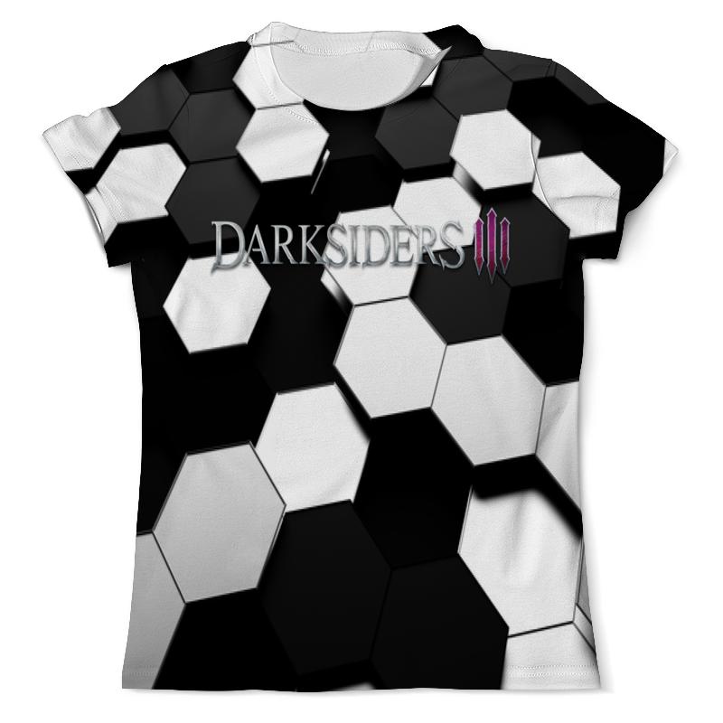 Футболка с полной запечаткой (мужская) Printio Darksiders