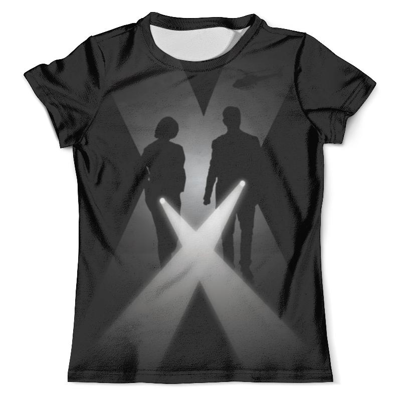 Футболка с полной запечаткой (мужская) Printio The x-files футболка с полной запечаткой мужская printio the x files