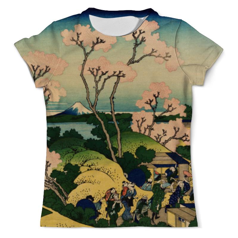 Футболка с полной запечаткой (мужская) Printio Япония футболка с полной запечаткой мужская printio абстрактная живопись