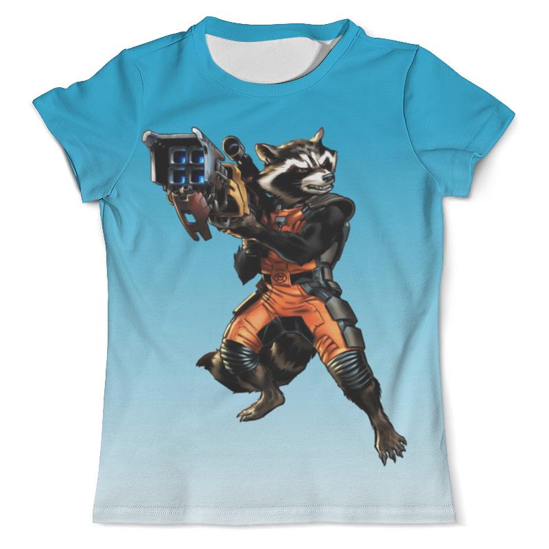 Футболка с полной запечаткой (мужская) Printio Guardians of the galaxy футболка с полной запечаткой мужская printio until the end of the world