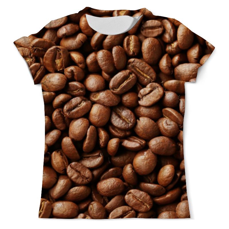 Фото - Футболка с полной запечаткой (мужская) Printio Кофейные зерна кофейные зерна