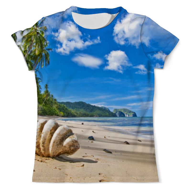 Printio Карибы футболка с полной запечаткой мужская printio дрова