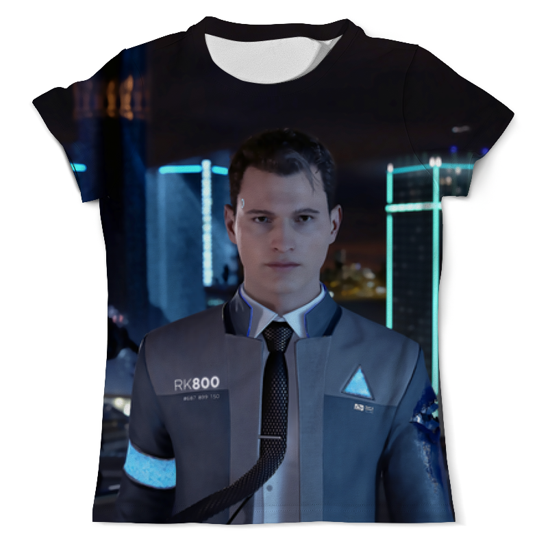 Printio Detroit: become human alcatel one touch 1013d white
