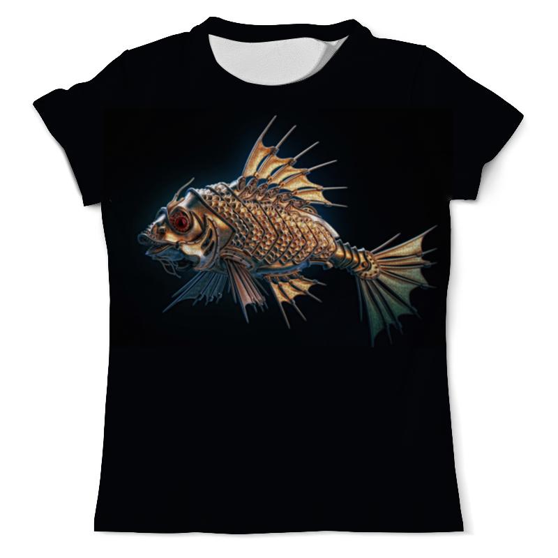 Printio Большая рыба вытяни иона и большая рыба история о человеке который хотел убежать от бога