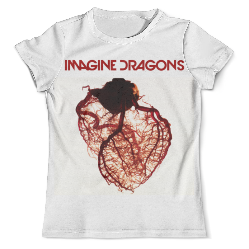 Футболка с полной запечаткой (мужская) Printio Imagine dragons футболка с полной запечаткой мужская printio imagine dragons thunder