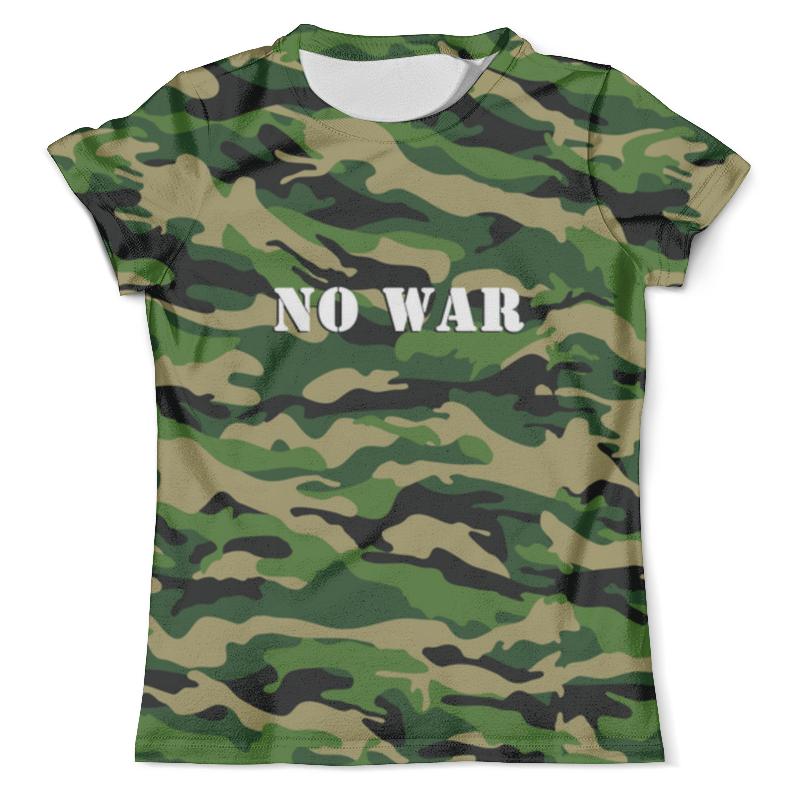 Футболка с полной запечаткой (мужская) Printio War футболка с полной запечаткой мужская printio war