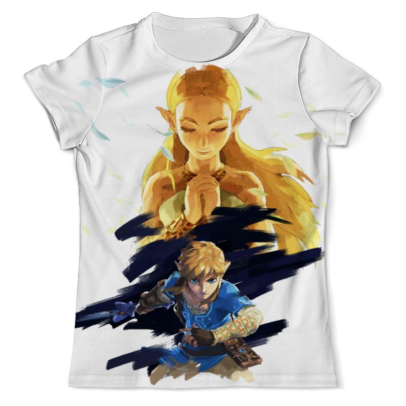 Футболка с полной запечаткой (мужская) Printio Zelda футболка с полной запечаткой мужская printio zelda