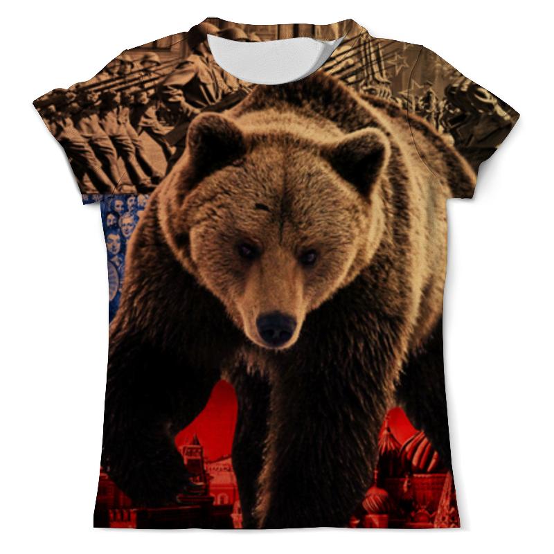 Printio Медведь россия россия ручка для печати медведь