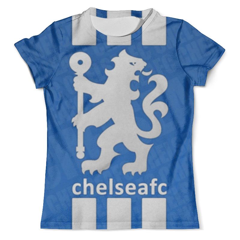 Футболка с полной запечаткой (мужская) Printio Chelsea (челси) футболка с полной запечаткой мужская printio chelsea grin