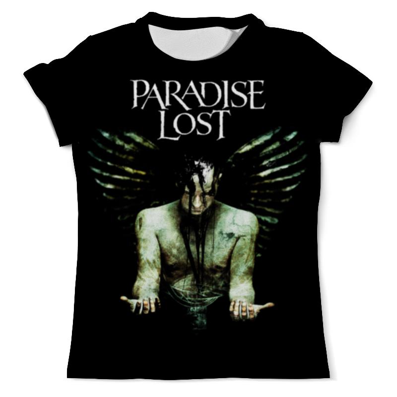 Футболка с полной запечаткой (мужская) Printio Paradise lost paradise lost paradise lost medusa