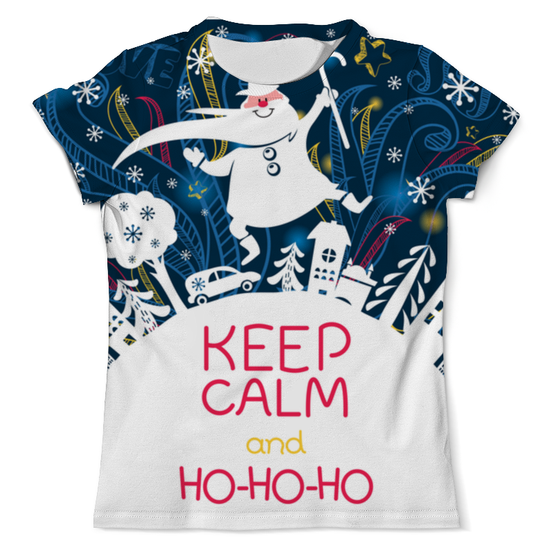 лучшая цена Printio Ho-ho-ho