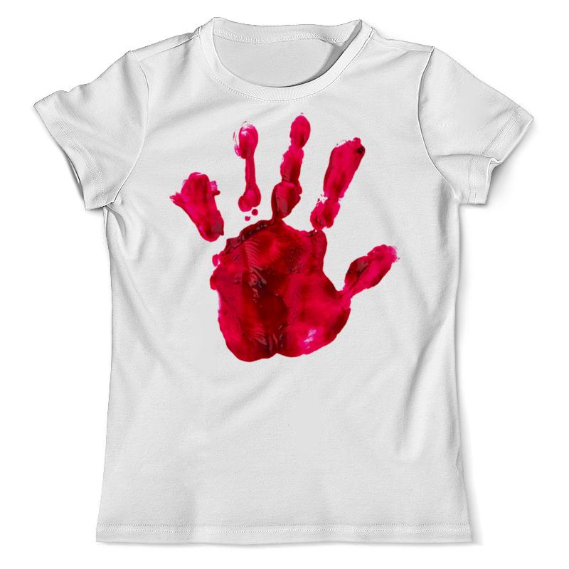 лучшая цена Printio Кровавый отпечаток