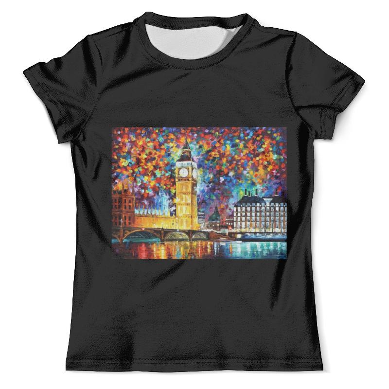 Футболка с полной запечаткой (мужская) Printio Лондон футболка с полной запечаткой женская printio лондон
