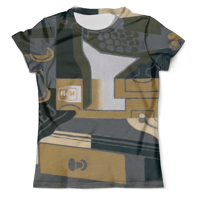 Футболка с полной запечаткой (мужская) Printio Авангард текстиль для дома