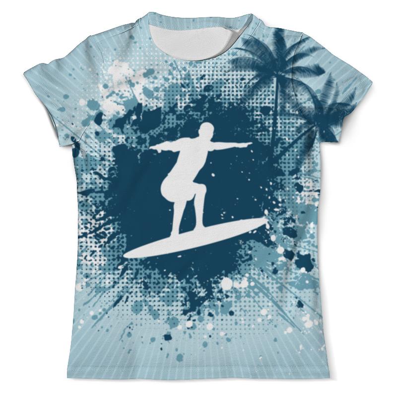 Printio Серфинг футболка классическая printio серфинг