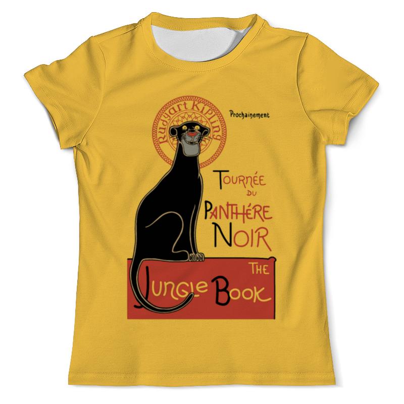 Printio Книга джунглей футболка с полной запечаткой мужская printio книга джунглей