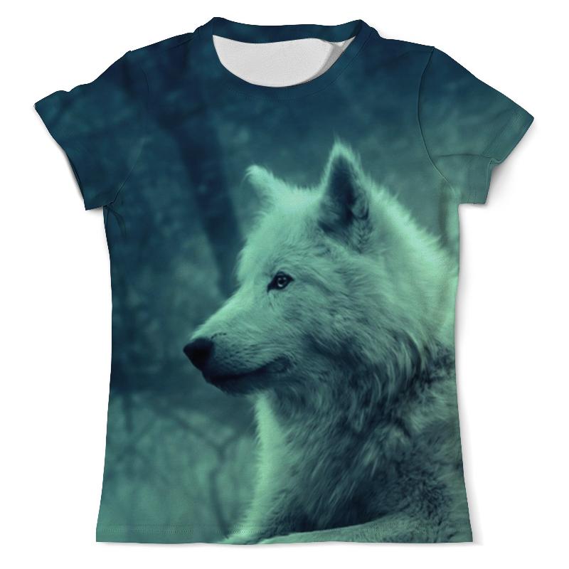 Футболка с полной запечаткой (мужская) Printio Коллекция north star - волк футболка с полной запечаткой мужская printio красная шапочка и серый волк 3