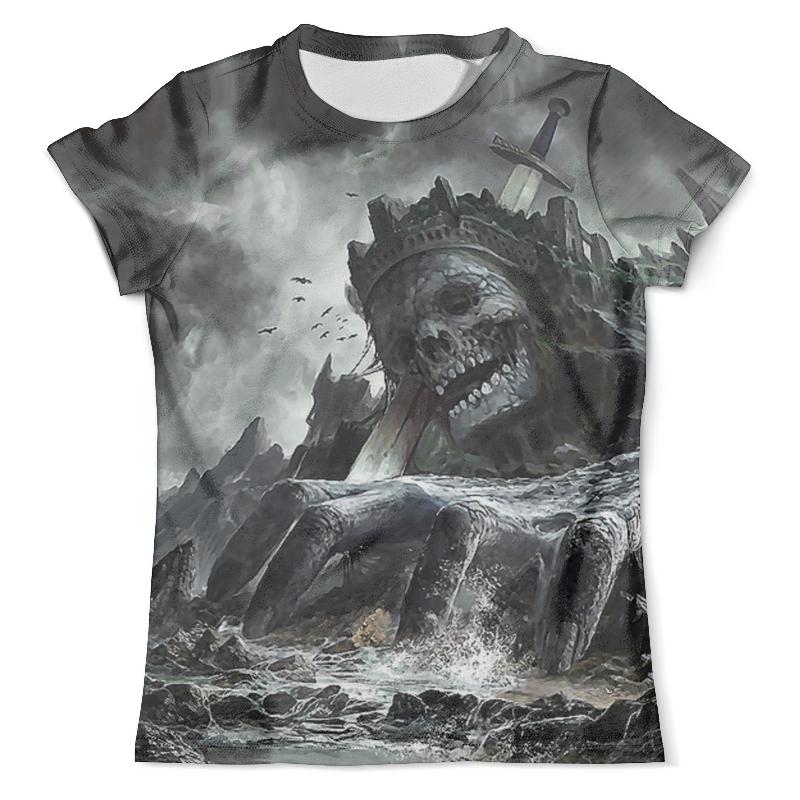 Футболка с полной запечаткой (мужская) Printio Dead island футболка с полной запечаткой для мальчиков printio dead island