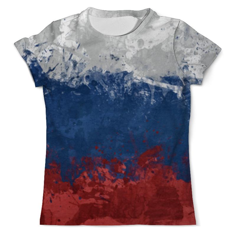 лучшая цена Printio Флаг россии (russia)