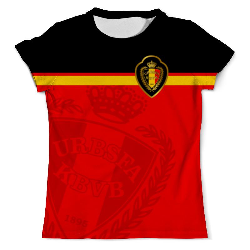 Футболка с полной запечаткой (мужская) Printio Сборная бельгии