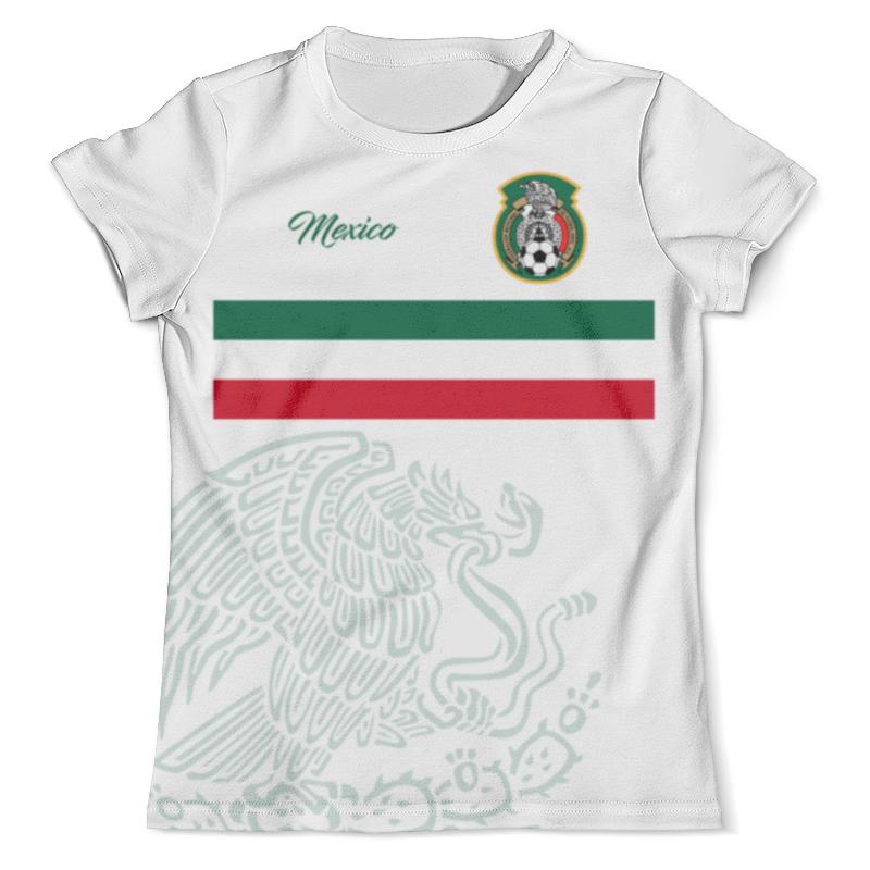 Футболка с полной запечаткой (мужская) Printio Сборная мексики охотники в прериях мексики