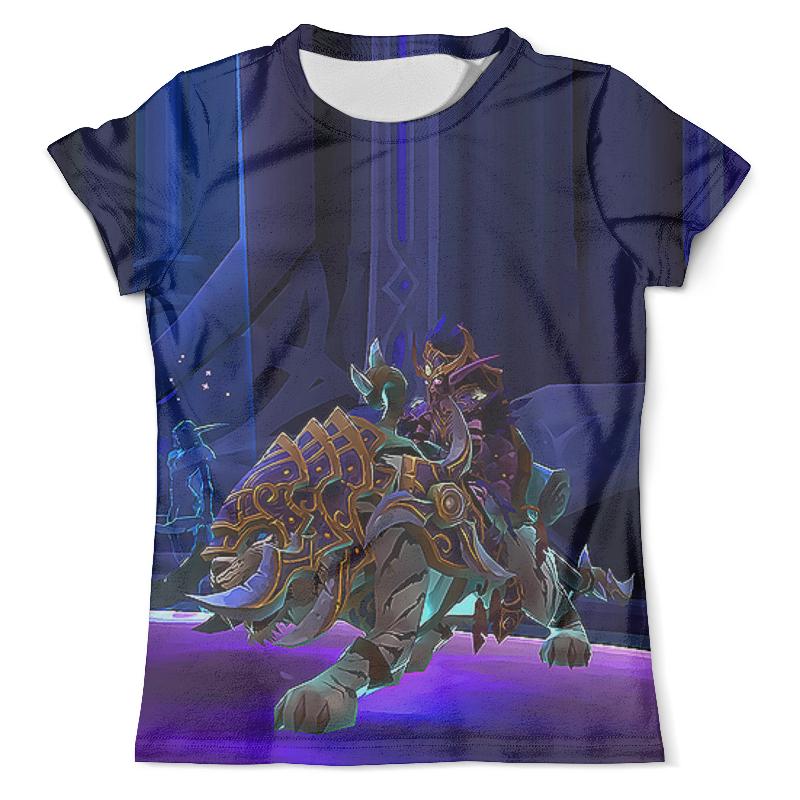 Футболка с полной запечаткой (мужская) Printio World of warcraft legion футболка с полной запечаткой для мальчиков printio legion commander