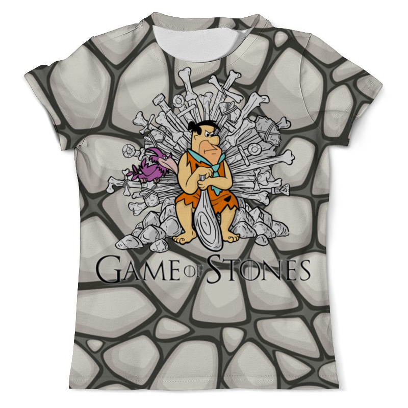 Printio Game of stones (1) футболка с полной запечаткой мужская printio game of stones 1