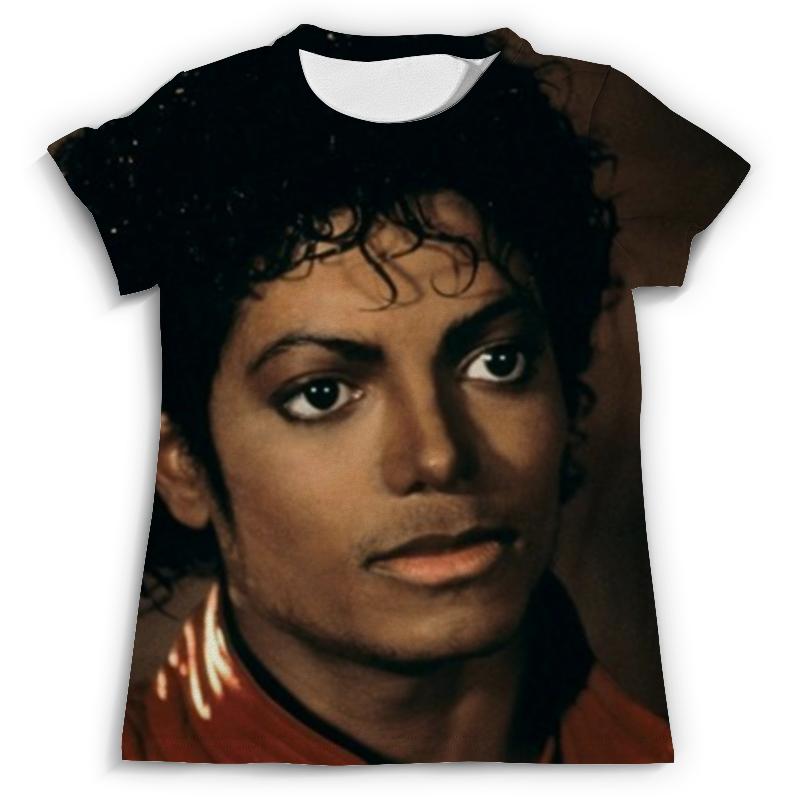 Футболка с полной запечаткой Printio Майкл джексон футболка с полной запечаткой printio х у й ё б