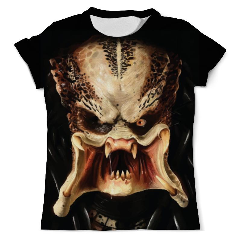 Футболка с полной запечаткой (мужская) Printio Predator / хищник футболка с полной запечаткой мужская printio хищники predator