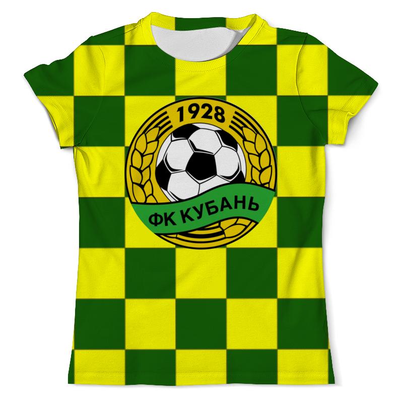 Футболка с полной запечаткой (мужская) Printio Кубань пфк футболка с полной запечаткой мужская printio терек пфк