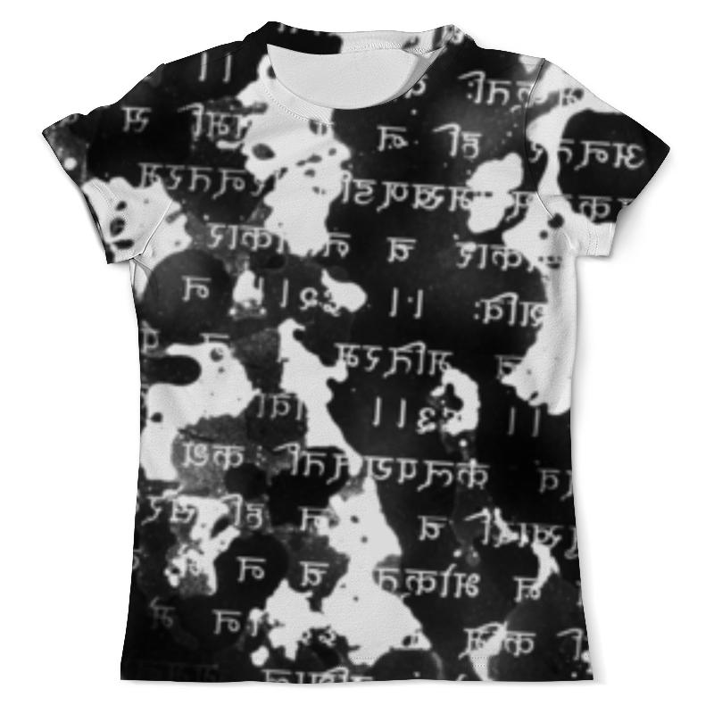 Printio Письмена (буддизм) футболка с полной запечаткой мужская printio о русском языке