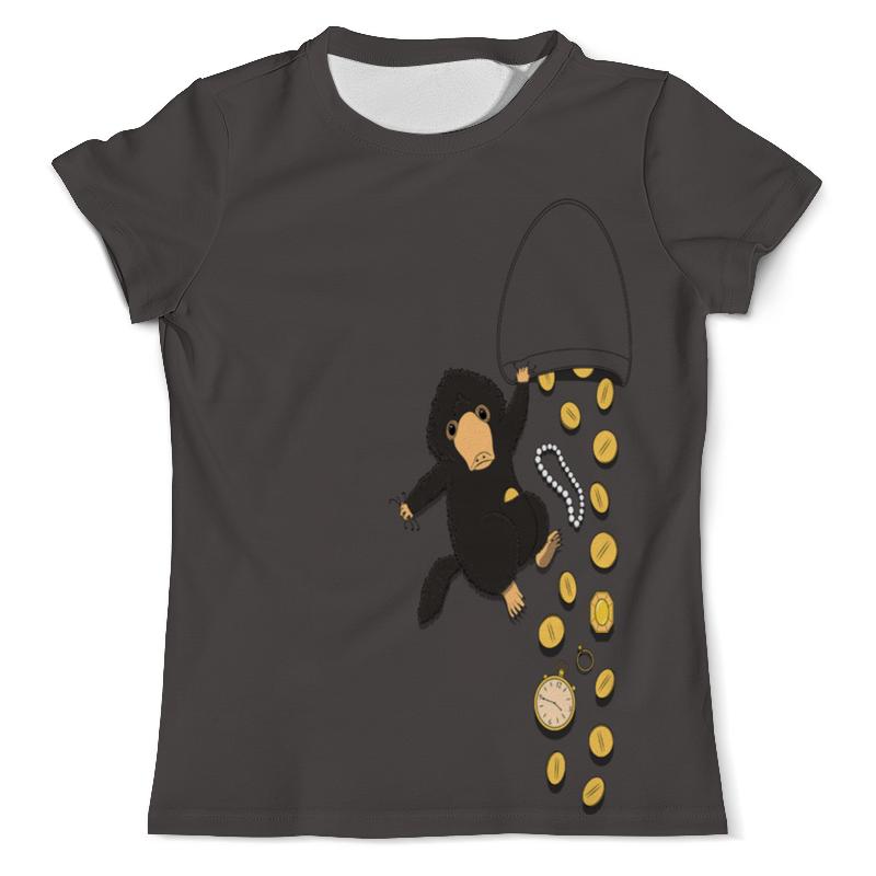 Футболка с полной запечаткой (мужская) Printio Нюхлер футболка с полной запечаткой для девочек printio нюхлер
