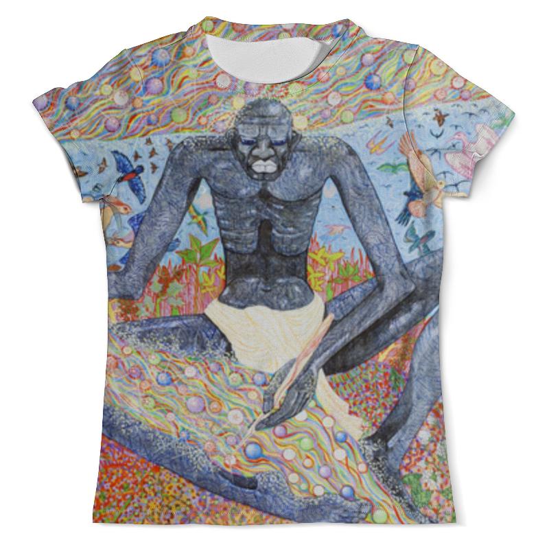 Футболка с полной запечаткой (мужская) Printio Мастер творческих сил футболка с полной запечаткой мужская printio мастер вселенной