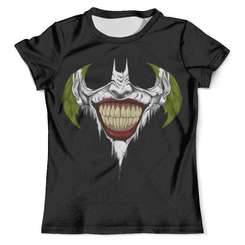 Футболка с полной запечаткой (мужская) Printio Batman x joker футболка с полной запечаткой мужская printio batman x joker