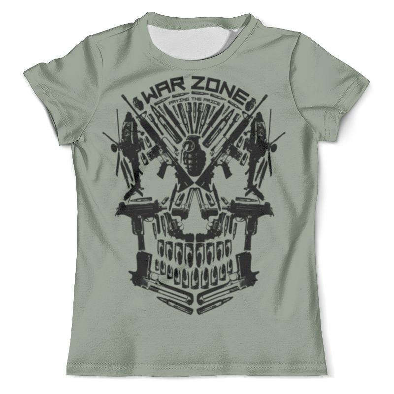 Футболка с полной запечаткой (мужская) Printio War zone футболка с полной запечаткой мужская printio war master