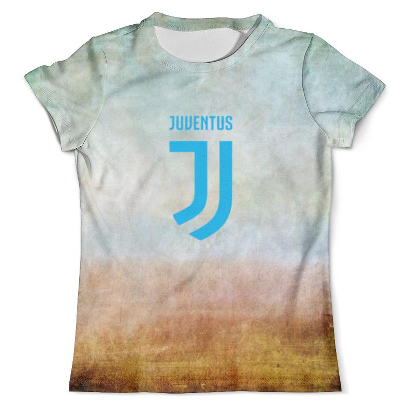 Футболка с полной запечаткой (мужская) Printio Juventus футболка print bar juventus legends