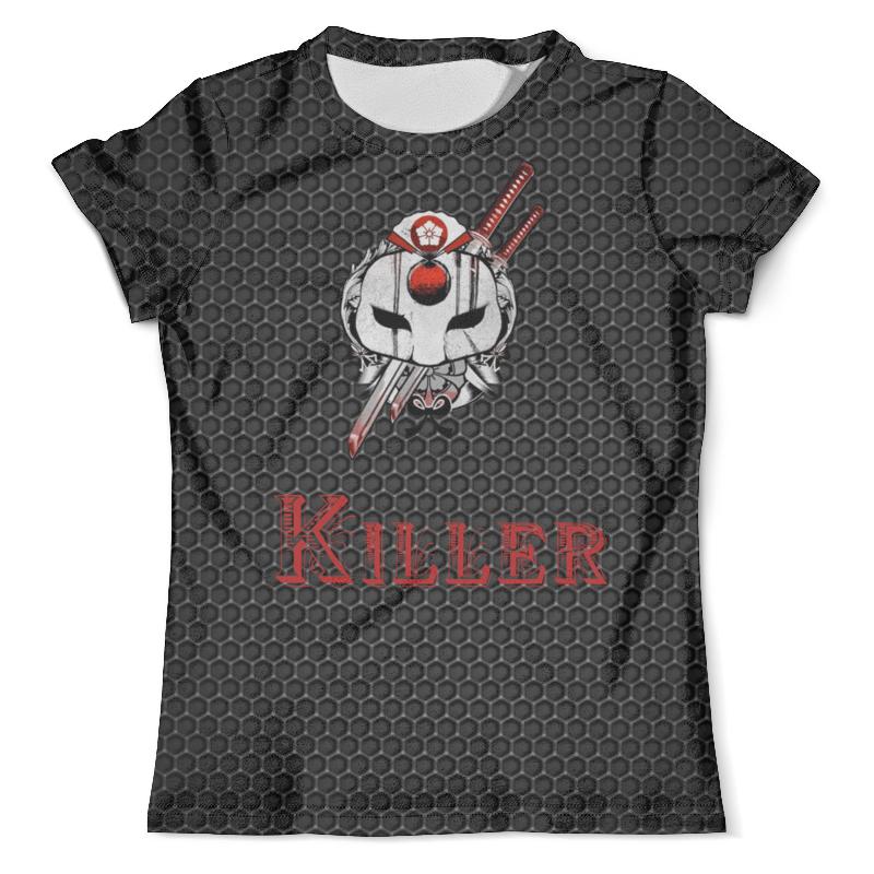 Футболка с полной запечаткой (мужская) Printio Killer lady killer