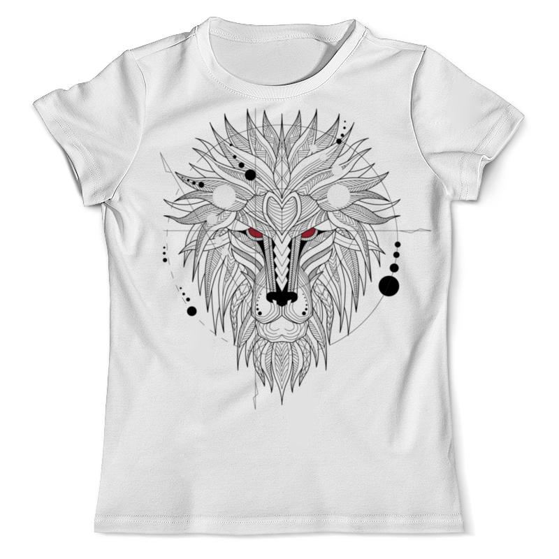 Фото - Printio Лев ( lion) толстовка с полной запечаткой printio lion лев