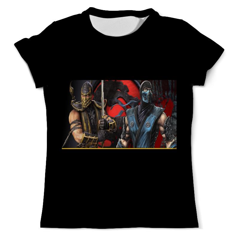 Printio Mortal kombat. футболка с полной запечаткой мужская printio mortal kombat 11