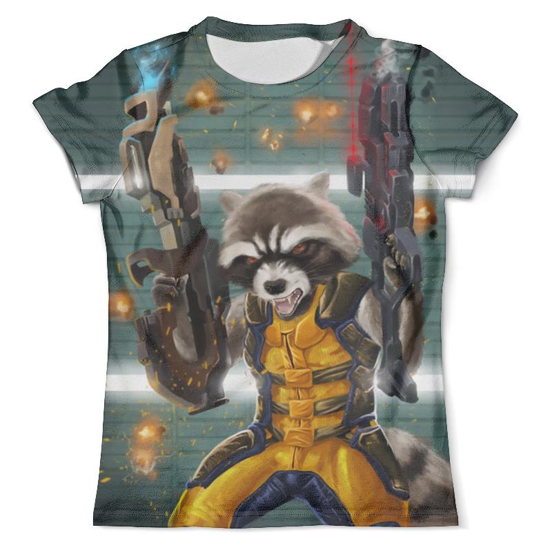 Printio Енотик футболка с полной запечаткой мужская printio енотик на луне