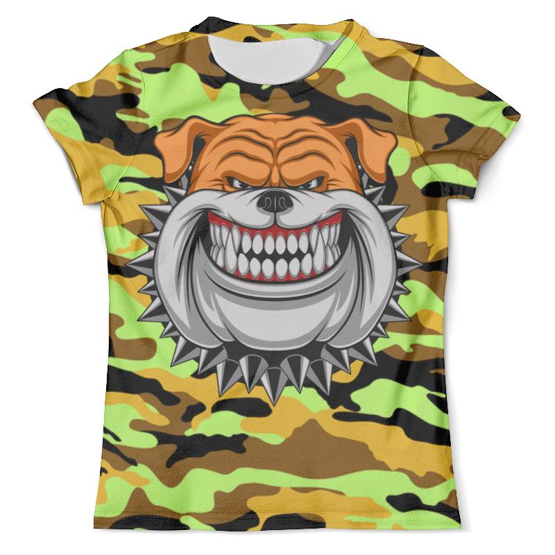 Printio Bulldog (camouflage) футболка с полной запечаткой мужская printio cs go asiimov camouflage